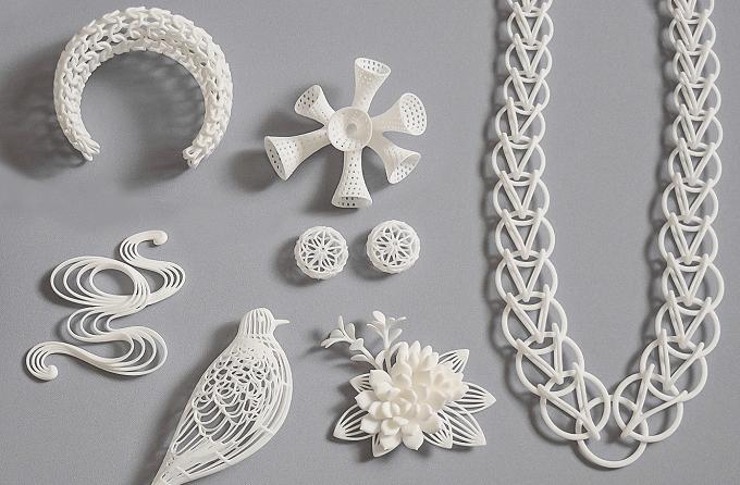 3Dプリントで作られた「monocircus(モノサーカス)」の様々なアイテム2
