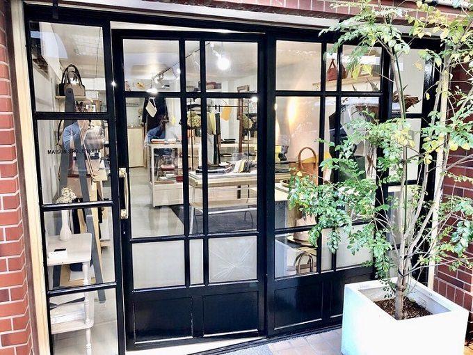 SHOJIFUJITA(ショウジフジタ)の店舗外観