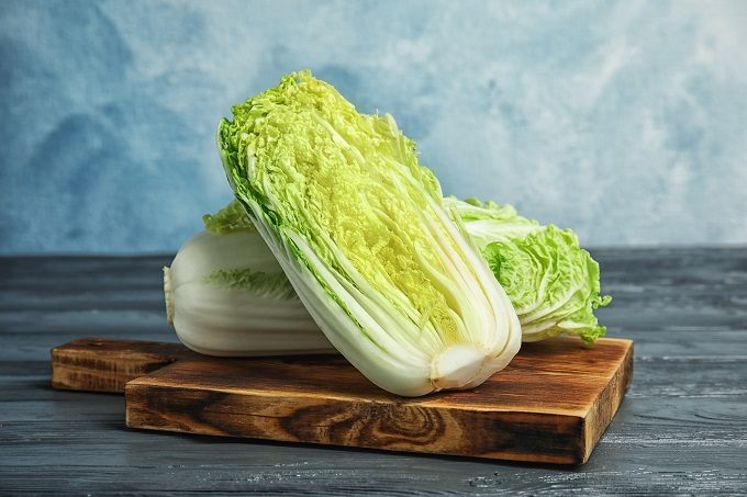 旬の野菜、白菜