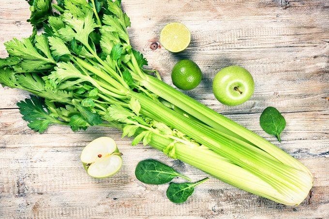 葉物野菜、セロリ