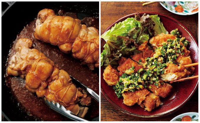 鶏肉・豚肉料理のカロリーカットの工夫の方法
