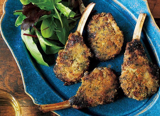 ヘルシーなラム肉の料理