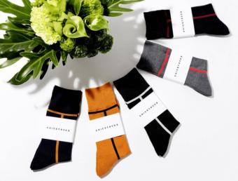 心躍るデザインを春の装いのアクセントに。履き心地抜群の「CHICSTOCKS」のソックス