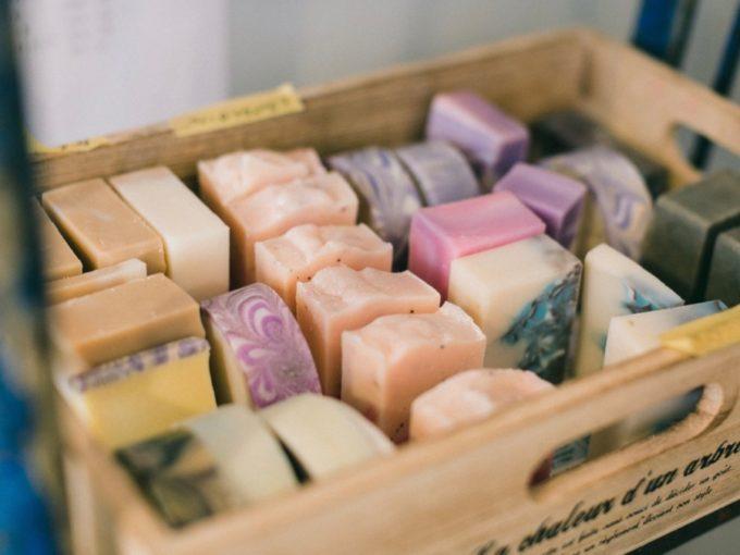 手作り石けん教室「Ciao*soap」の石鹸1