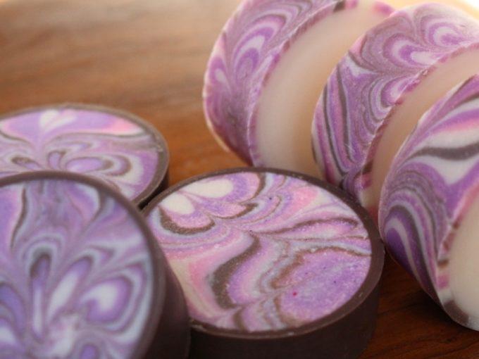 手作り石けん教室「Ciao*soap」の石鹸2