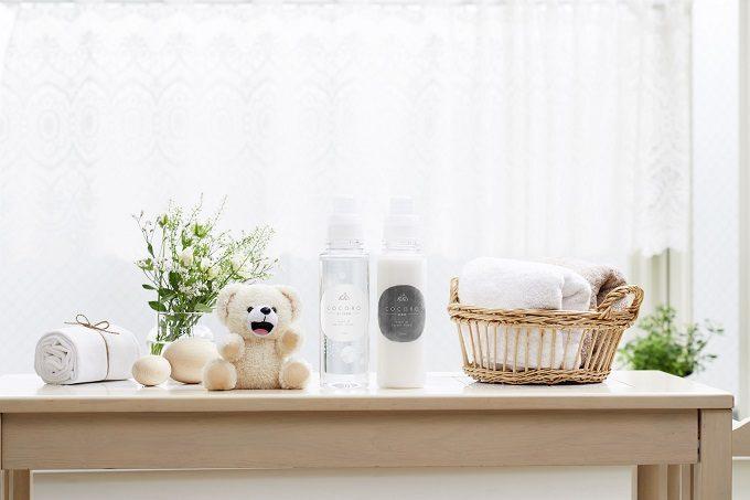 普段着にもおしゃれ着にもおすすめ「ファーファ ココロ」の洗濯洗剤