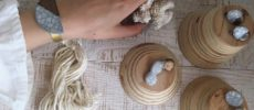 「honopottery(ホノポタリ)」の陶器のアクセサリー1