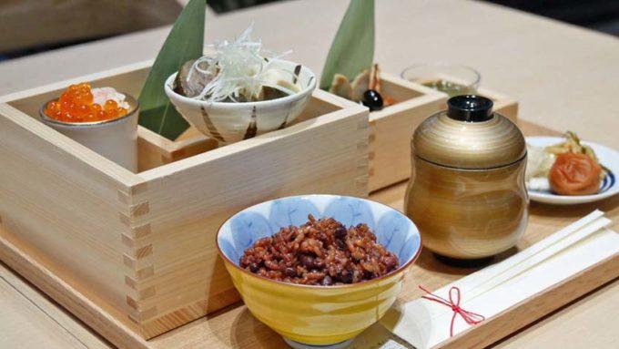 神田明神文化交流館「EDOCCO」内の「EDOCCO CAFE/MASUMASU」、おすすめメニュー1