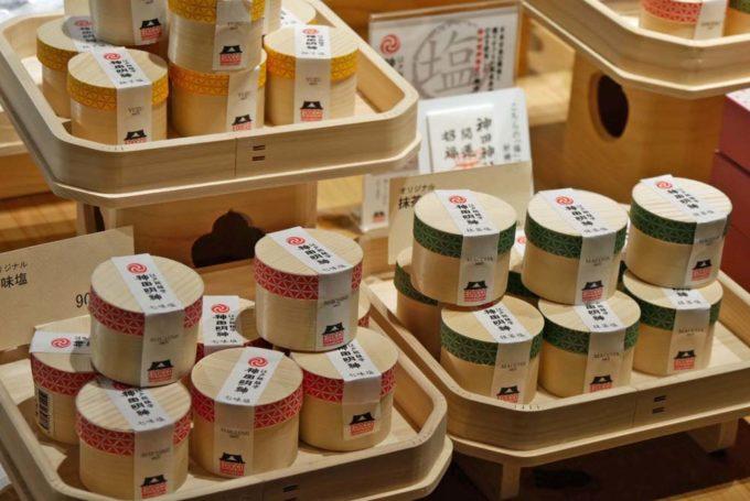 神田明神文化交流館「EDOCCO」内の「EDOCCO SHOP/IKIIKI」、おすすめのお土産1