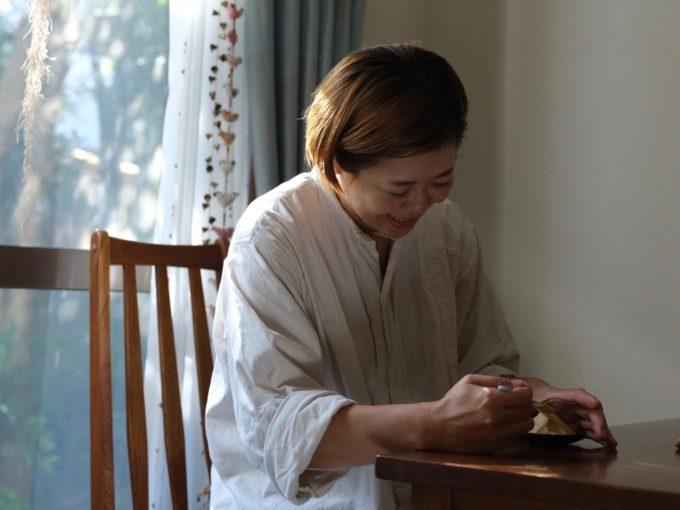「kokiliko(コキリコ)」のフードコーディネーターの米田牧子さん