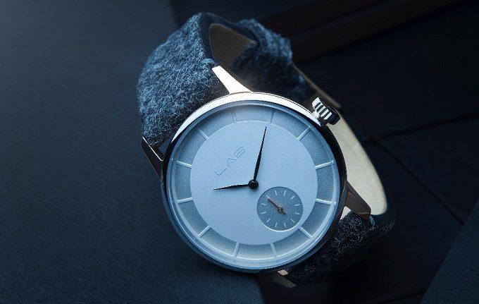 さまざまなパーツをカスタマイズできる北欧発の腕時計「LAB(ラボ)」