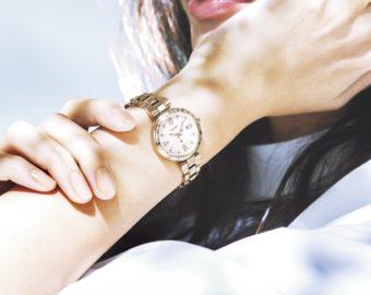 ほかとは違う奥深い輝きのゴールドカラー。セイコー「LUKIA」の新色ソーラー電波腕時計