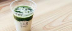 日本茶スタンド「美濃加茂茶舗」のおすすめドリンク