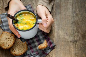 いつものお弁当にプラス一品。ダイエット中の食事にもおすすめのスープレシピ