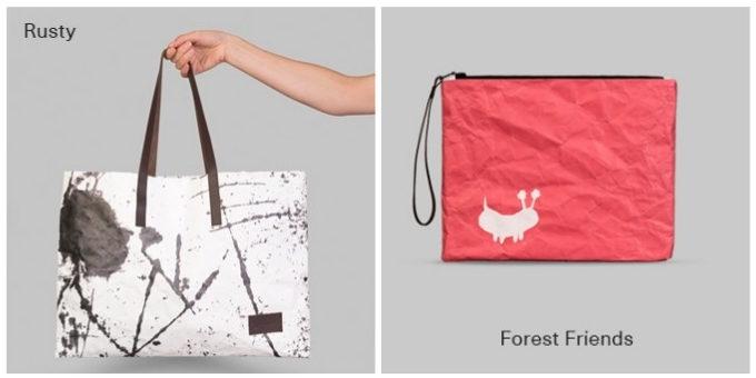 「Stiglo」のデザインバッグ、バリエーション