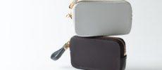 シンプルで上品な「TAM」のミニ財布