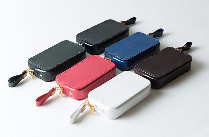 シンプルで上品な「TAM」のミニ財布、カラーバリエーション1