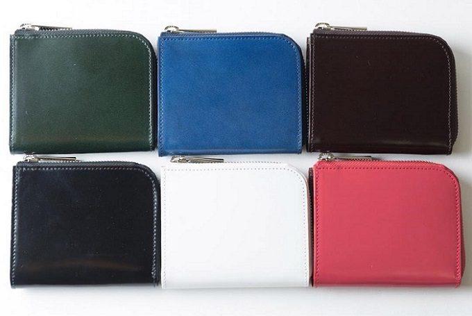 シンプルで上品な「TAM」のミニ財布、カラーバリエーション2