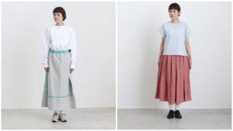 春に履きたい。着こなしが広がる大人かわいい長め丈スカート特集
