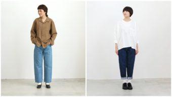 いつも着るデニムこそ心地よさを追求。「HATSKI」が提案する上質デニムスタイル