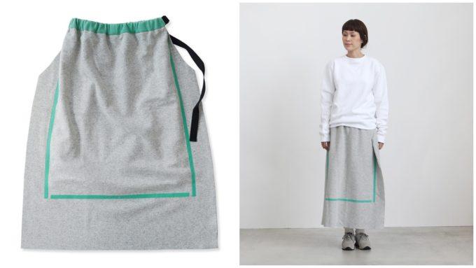 春におすすめ、「spoken words project スポークンワーズプロジェクト」の大人かわいいロングスカート