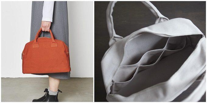 春におすすめ、カラーバリエーション豊富な「JOBU(ジョーブ)」の倉敷帆布のバッグ
