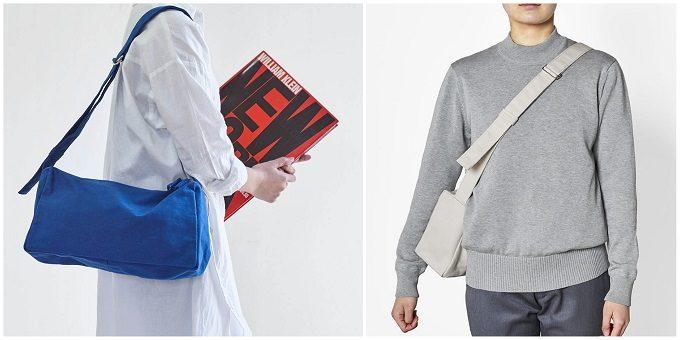 春におすすめ、カラーバリエーション豊富な「JOBU(ジョーブ)」の倉敷帆布のショルダーバッグ