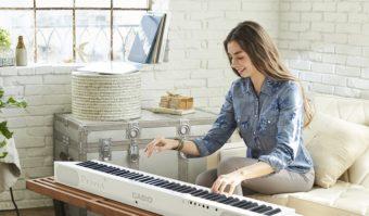 大人になった今、もう一度弾いてみたい。 音楽がぐっと身近になるデジタルピアノ「Privia」