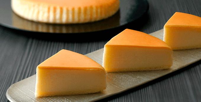 「チーズガーデン」の「御用邸チーズケーキ」