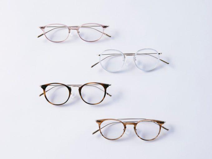 大人女子におすすめ「GLASSAGE(グラッサージュ)」のメガネ