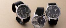 個性的で上品な「IGATTA COLLETTI(イガッタコレッティ)」の腕時計