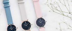 春におすすめ、「Lia kulea(リアクレア)」の大人かわいい腕時計