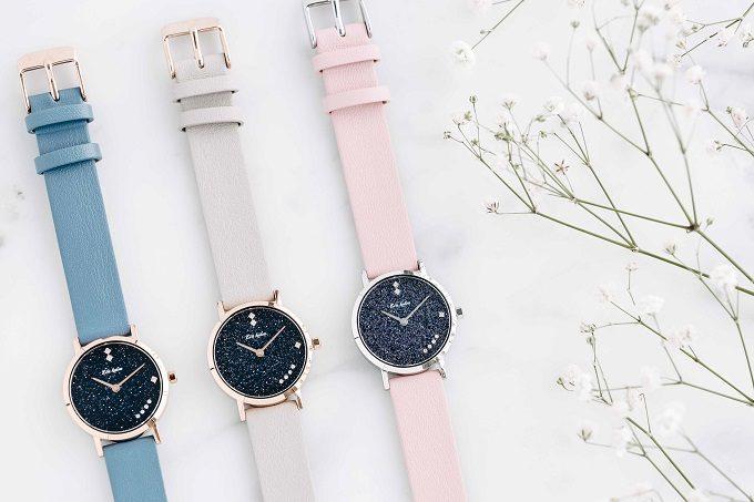 春におすすめ、「Lia kulea(リアクレア)」の大人かわいい腕時計、カラーバリエーション
