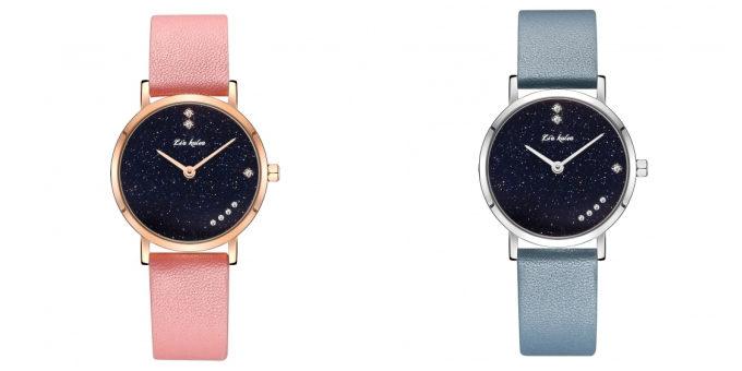 春におすすめ、「Lia kulea(リアクレア)」の大人かわいい腕時計の文字盤