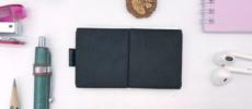 小さくて軽いのに容量たっぷりのミニ財布「ニルウォレット」