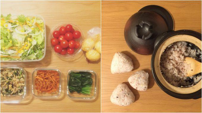 ひとり暮らしOLのお弁当作りのマイルール、実例3