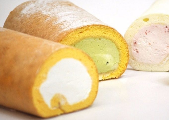 奈良のお菓子屋「祥樂(しょうがく)」のおすすめ和スイーツ、米粉ロールケーキ
