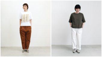 素材とデザインにこだわりを。カジュアルになりすぎない大人のTシャツ特集