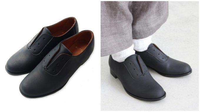 大人女子におすすめの「AUTTAA アウッタ」の上品な革靴