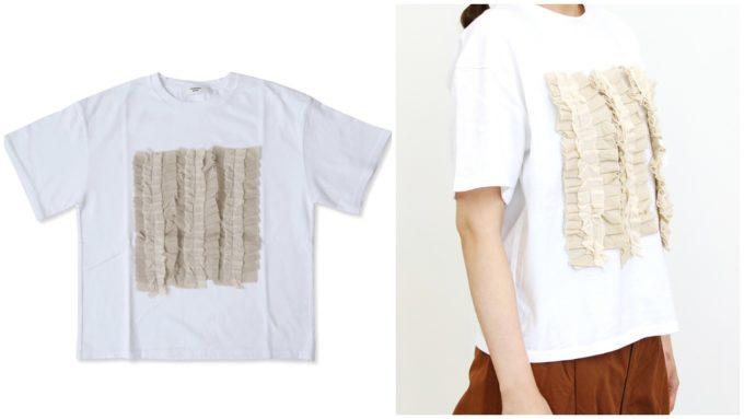 大人女子におすすめのカジュアルすぎないTシャツ「UNIVERSAL SEVEN ユニヴァーサルセヴン」