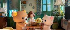 Netflixのオリジナルシリーズ『リラックマとカオルさん』のワンシーン1