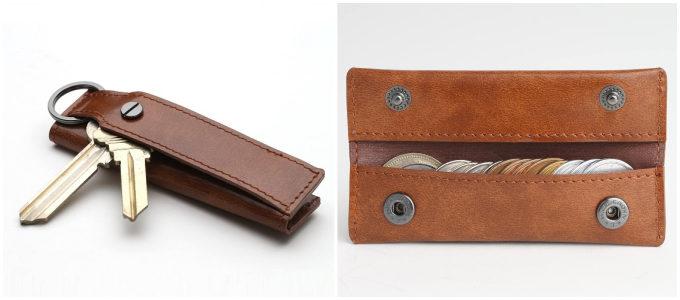大人女子におすすめの「abrAsus(アブラサス)」のキーケースのようなミニ財布