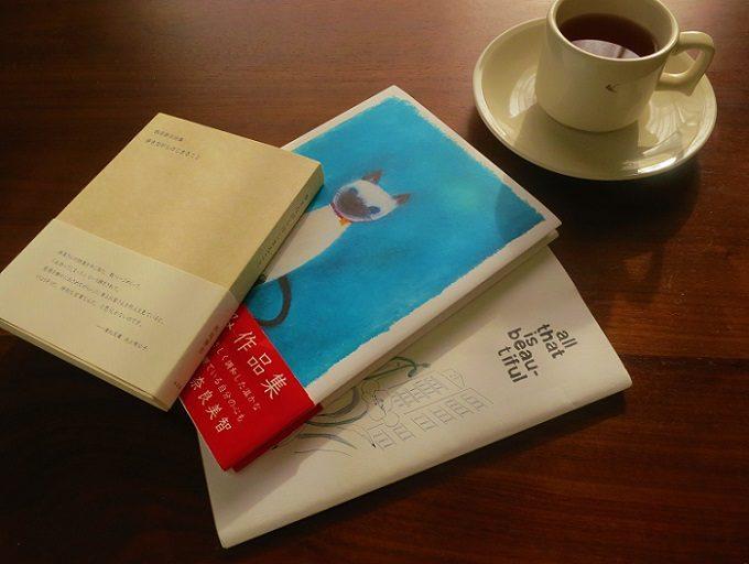 高円寺の本屋「Amleteron(アムレテロン)」の本3冊