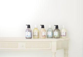 香りを組み合わせるという新発想。お風呂時間が楽しくなるシャンプー&トリートメント