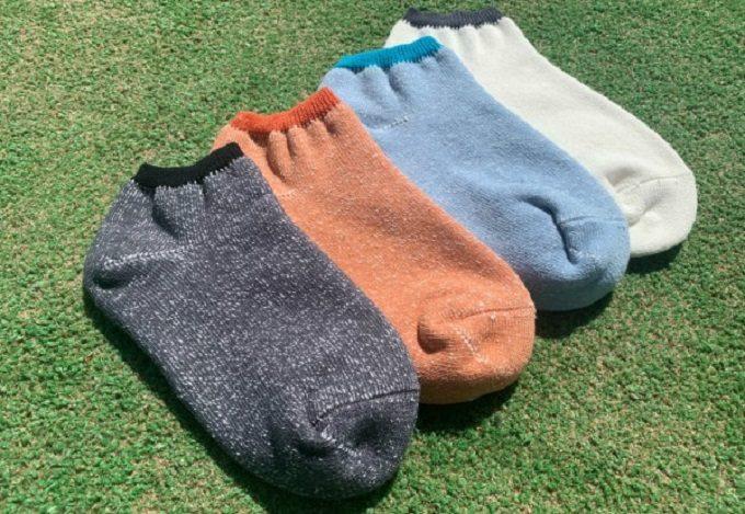 夏におすすめの蒸れない靴下「Ashitabi(あしたび)」のスニーカーソックス