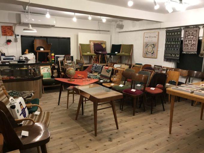 浅草にあるチェコの絵本・雑貨の店「チェドックザッカストア」の店内写真6