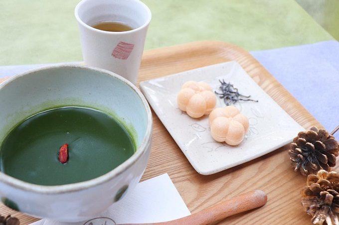 「日本茶喫茶 茶縁(ちゃえん)」のこだわりの抹茶と和のスイーツ