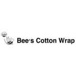 Bee's Cotton Wrap(ビーズコットンラップ)のロゴ
