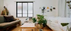 センスを感じるお部屋作りのコツを伝授。一人暮らしのワンルーム実例