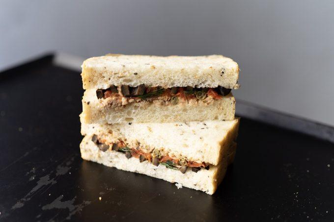 渋谷「hotel koe tokyo」のおすすめサンドイッチ